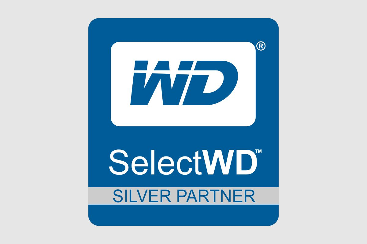 TopTech - Silver Partner Western Digital